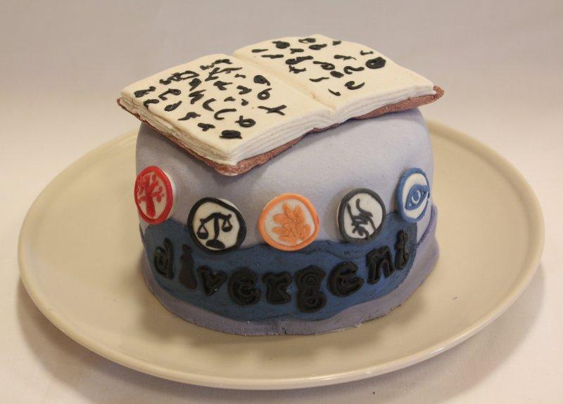 Divergenttårta
