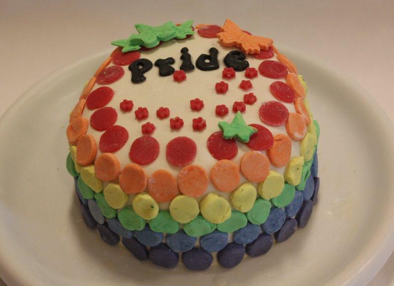 Pridetårta