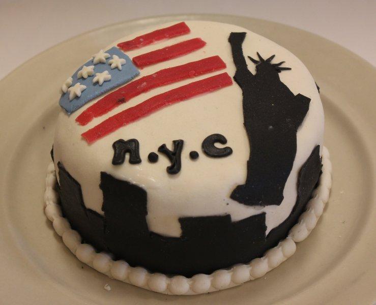 NYCtårta