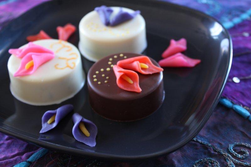Chokladdoppade Oreos med kallor