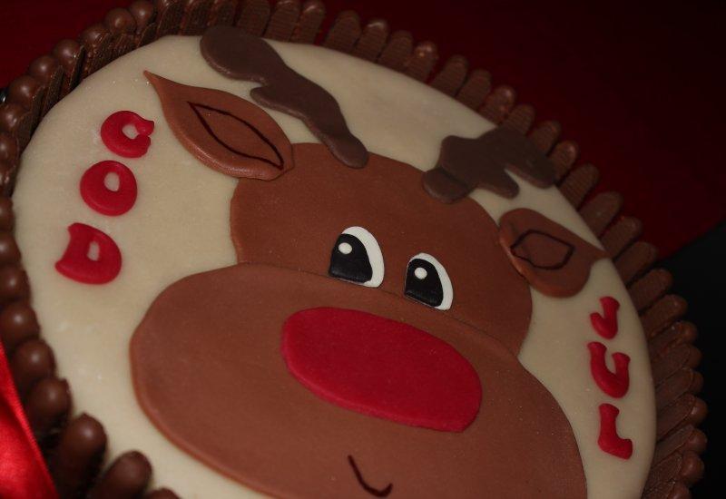 Rudolf närbild