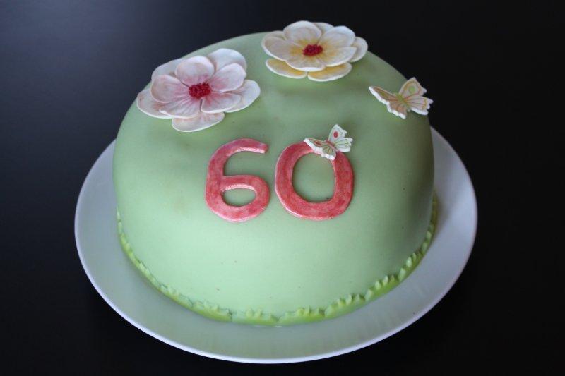 Vårtårta 60 år