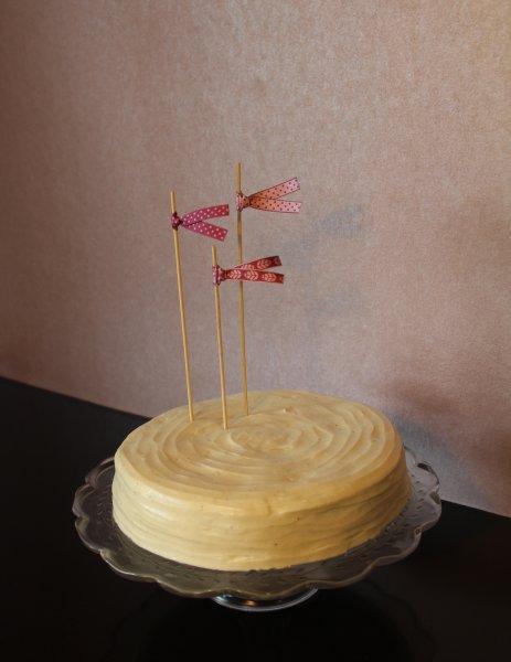 Mumsig Morotstårta