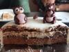 Inuti hösttårtan med ekorre och uggla