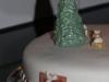 julklappar paket med rosett