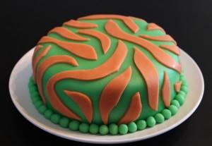 Zebratårta